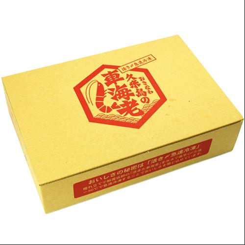沖縄産 車エビ 活 締め急速冷凍くるまえび 生食用 30-34尾 500g