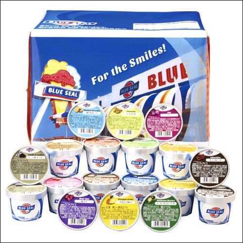 ブルーシールアイスクリーム ギフトセット184954337203817