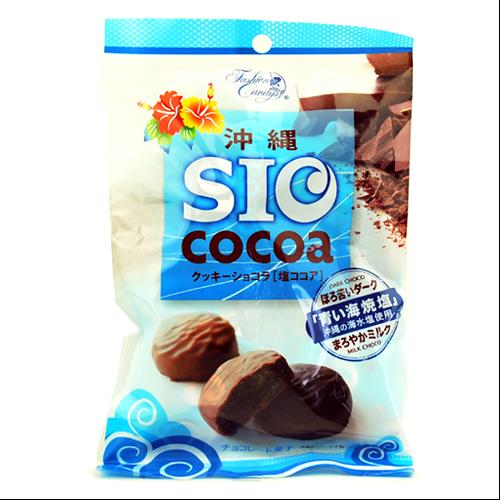 塩ココアクッキーショコラ6個入 4935799142050