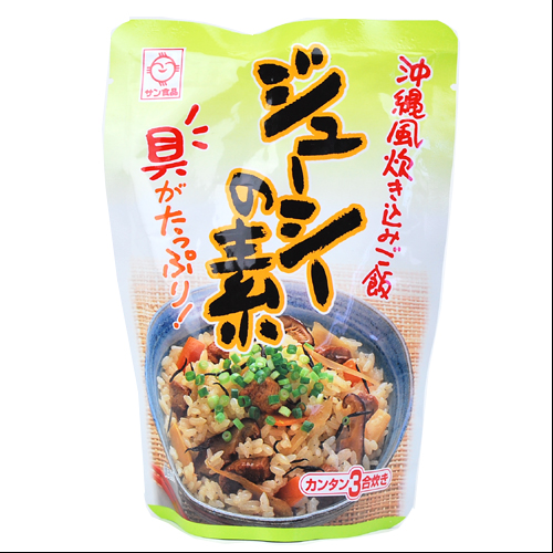 沖縄ジューシーの素 3合炊き 4960785280850