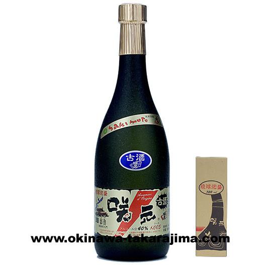 咲元酒造 古酒ゴールド/40度/720ml4997385724040