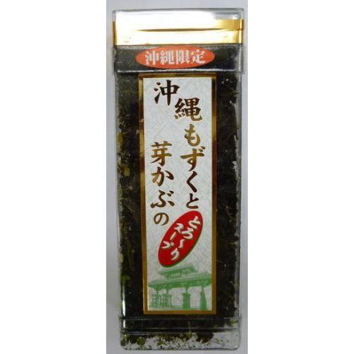 沖縄もずくと芽かぶのとろーりスープ85g(スタント