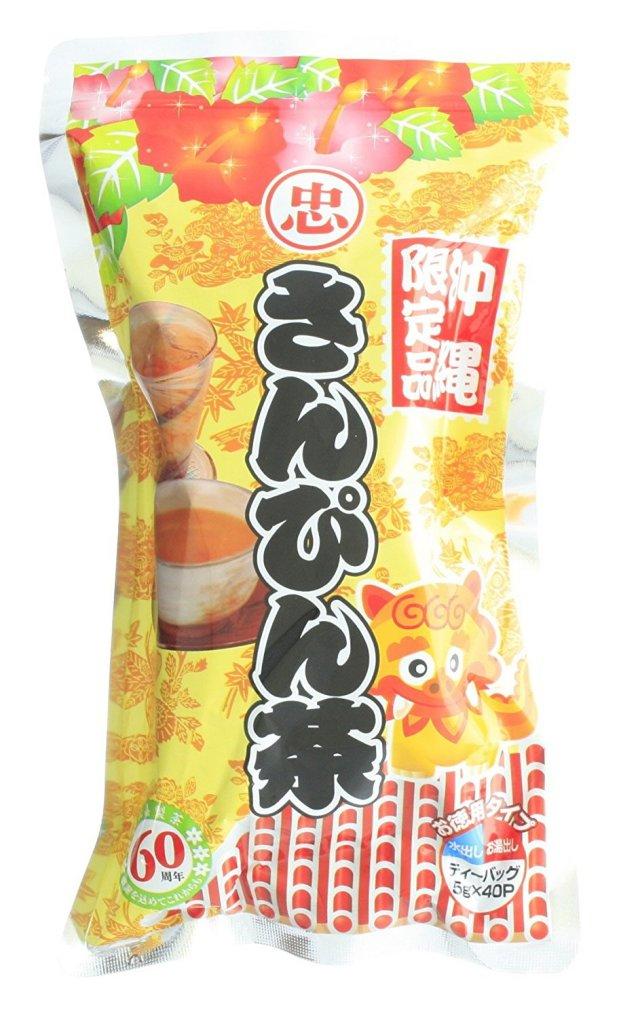 お徳用さんぴん茶ティーパッグ200g