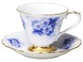 ローズカップコレクション第2回「ノイバラ」 コーヒーカップ&ソーサー