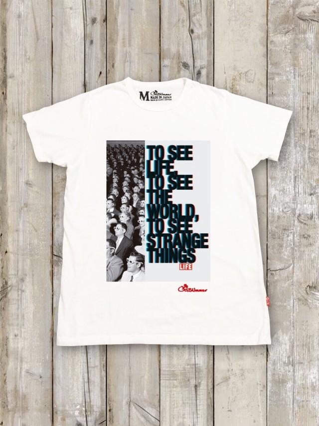 LIFE コラボTシャツ(シアター)