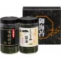 【20%OFF】有明海産&しじみ醤油味付のり(L9127017)