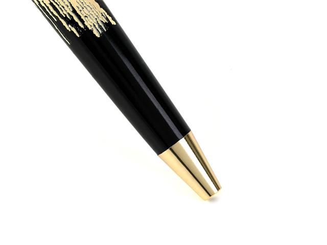 蒔絵ボールペン赤富士