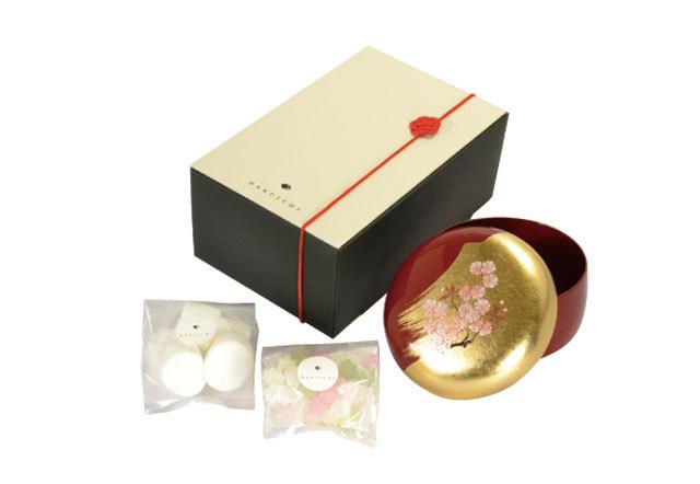 姫さくらボンボニエール(お菓子入り)