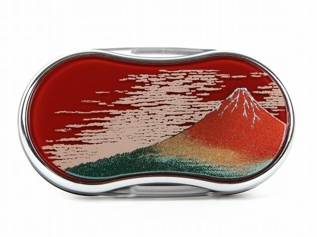 LEDルーペ 赤富士赤