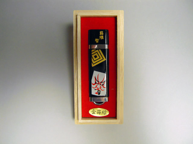 蒔絵USB歌舞伎