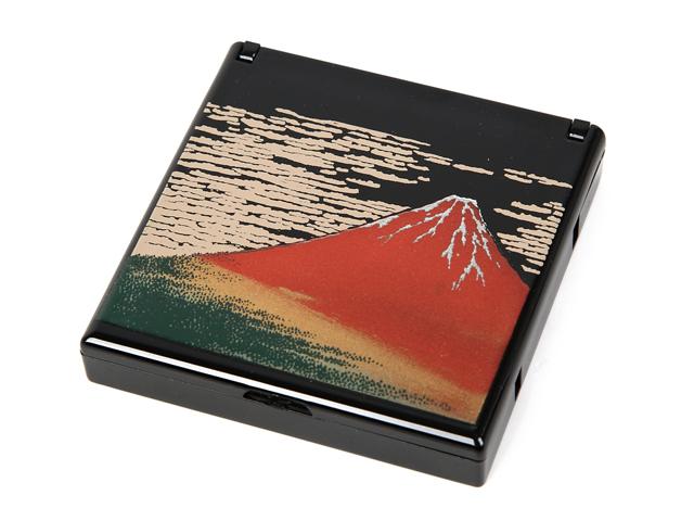 高級蒔絵ステーショナリー 赤富士5点セット