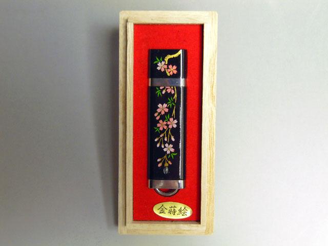 蒔絵USBしだれ桜