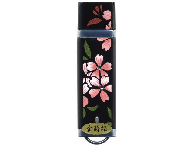 蒔絵USB スワロフスキー 桜