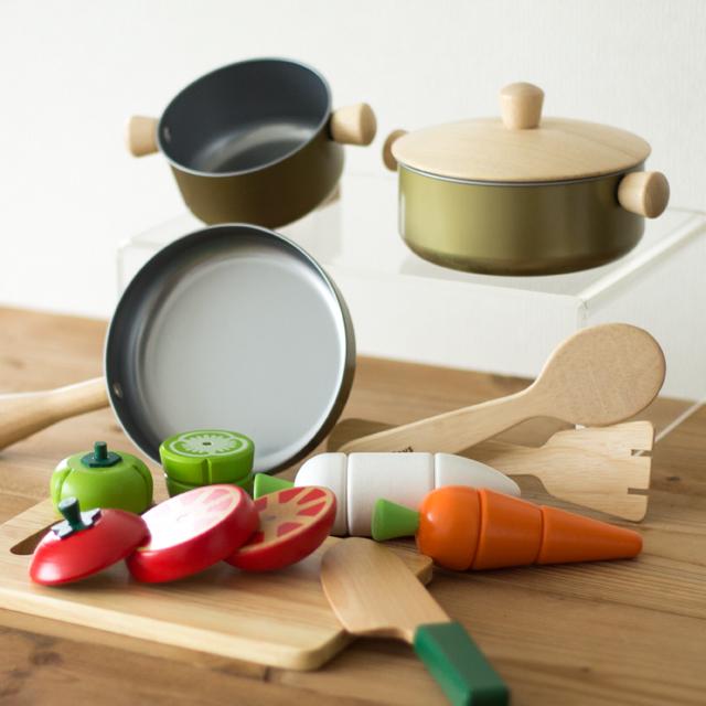 調理用具お野菜メイン