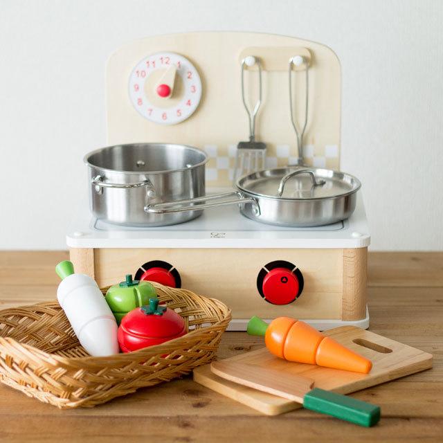 クックトップ&お野菜サクサクセットメイン