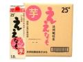 清洲城信長焼酎 芋焼酎 ええなもパック 1.8L(ケース)