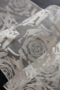 ドイツリボン・White Rose 145ミリ幅