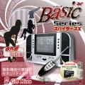 小型カメラ 防犯カメラ 小型ビデオカメラ 置時計 置時計型 スパイカメラ スパイダーズX Basic (Bb-627) 赤外線付