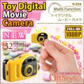 小型ビデオカメラ トイデジ R-224