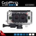 GoPROアクセサリー 3D映像や 動画・静止画の同時撮影を AHD3D-301『デュアルヒーローシステム』(FE-011)