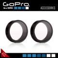GoPROアクセサリー HERO3/3+用レンズカバー2個セット AGCLK-301『プロテクティブレンズセット』(FE-037)