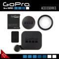 GoPROアクセサリー 40m防水ハウジング用カバー、HERO3/3+用カバーのセット ALCAK-302『プロテクティブレンズ&カバー』(FE-038)