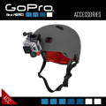GoPROアクセサリー ギア前面用マウント AHFMT-001『ヘルメットフロントマウント』(FE-049)