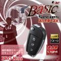 キーレス型カメラ スパイカメラ スパイダーズX Basic (Bb-644)