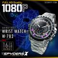 腕時計型カメラ(W-702)