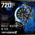 腕時計型カメラ 小型カメラ スパイダーズX (W-703)