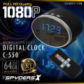 置時計型カメラ スパイダーズX (C-550)