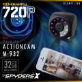 小型ビデオカメラ トイデジカメラ アクションカム スパイダーズX (M-932)(M-932)