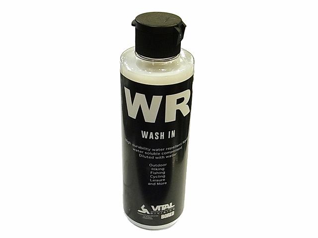 BORED ボアード 「VITAL DIVISION WASH IN WR ヴァイタルディビション ウォッシュインダブルアール 耐久撥水剤」