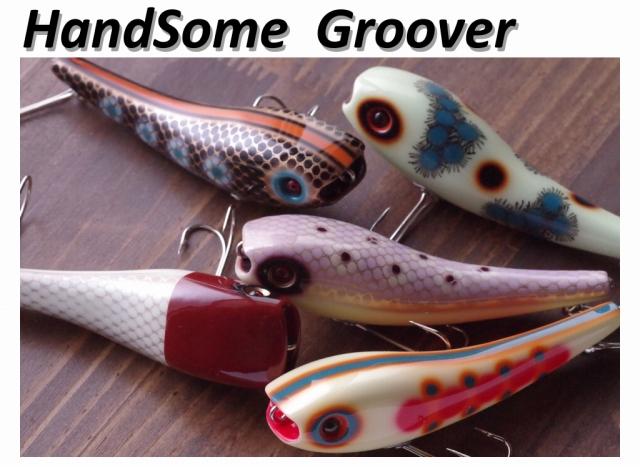 ★ご予約商品★HandSome ハンドサム 「Groover グルーバー」<5/8(月)まで>4月末〜5月下旬入荷予定