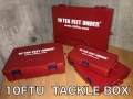 10FTU 10フィートアンダー 「10FTU タックルボックス」