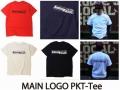 LunkerKiller ランカーキラー 「メインロゴ PKT Tシャツ」
