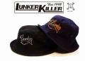 LunkerKiller ������顼 ��FISH LOGO BUCKET HAT �Х��åȥϥåȡ�