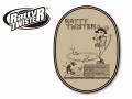 ラッティーツイスター 「Mr.RATTY Sticker ミスターラッティーステッカー」