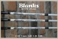 Blanks ブランクス 「トップウォーター用ロッド C-CMシリーズ」