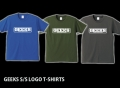 GEEKS ギークス 「GEEKS S/S LOGO Tシャツ」