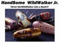 ハンドサム 「WildWalker Jr. ワイルドウォーカージュニア」