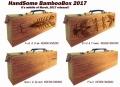 ★ご予約商品★HandSome ハンドサム 「BambooBox2017 バンブーボックス2017」<2/10(金)まで>3月中旬発売予定