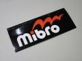 MIBRO ミブロ 「mibro ステッカー」