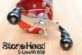 ラッティーツイスター 「StoneHead パワーハンドル S-Line90 ロングシャフト」