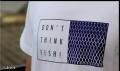 六度九分 ロクドクブ 「DON'T THINK FISH!Tシャツ」