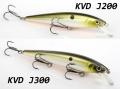 Strike King ストライクキング 「KVD Jerkbait J200 J300 ジャークベイト」