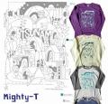 津波ルアーズ 「Mighty-T マイティTシャツ」