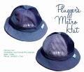 津波ルアーズ 「Plugger's Metro Hat プラッガーズメトロハット」