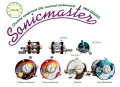 津波ルアーズ 「Sonicmaster MM-4600SD 4th ソニックマスター」