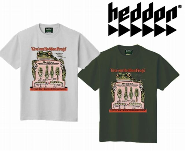 ★ご予約商品★SMITH スミス 「HEDDON ヘドンTシャツ2017」<5/21(月)まで>6月中旬入荷予定